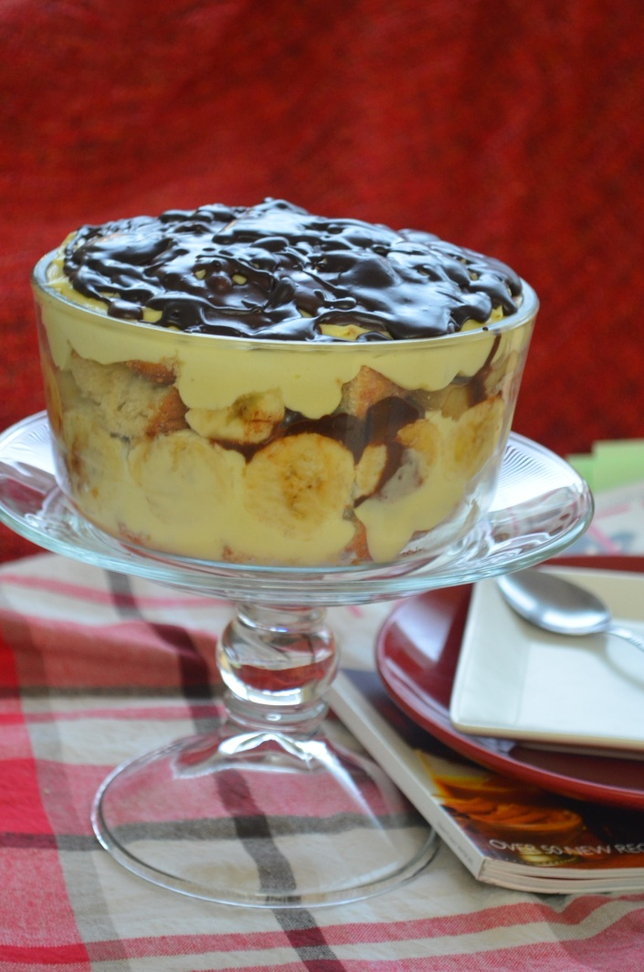 Boston Cream Trifle