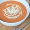 Tomato Basil and ParmesanSoup