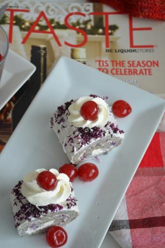 Ube Halaya Swiss Roll Cake Recipe By SweetNSpicyLiving