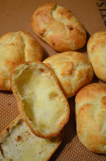 Baking Basic: How to make Pâte à choux