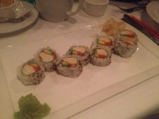 Passion Fish: California Roll
