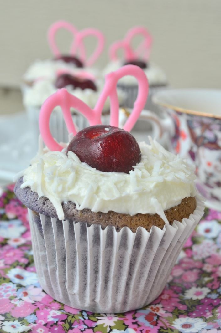 Ube Cupcake Recipe