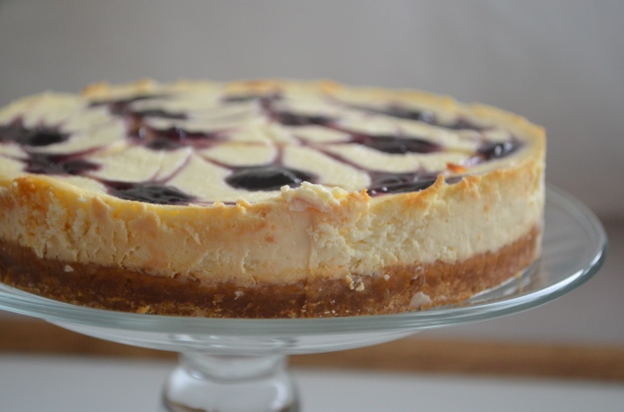 Best Blueberry Cheesecake Recipe