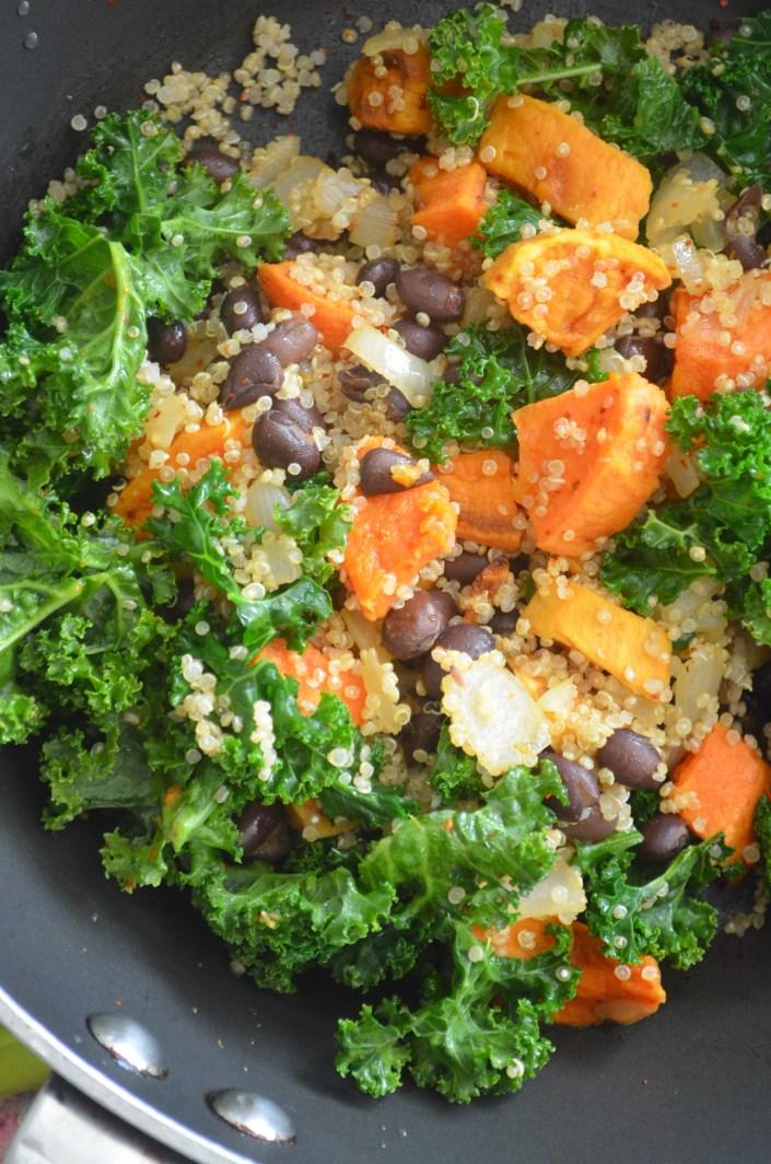 Quinoa Bowl (Small Batch)