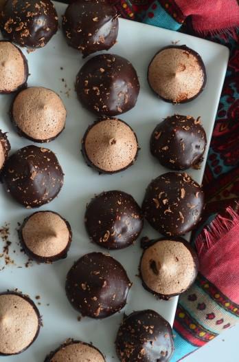 Chocolate Kisses French Meringue