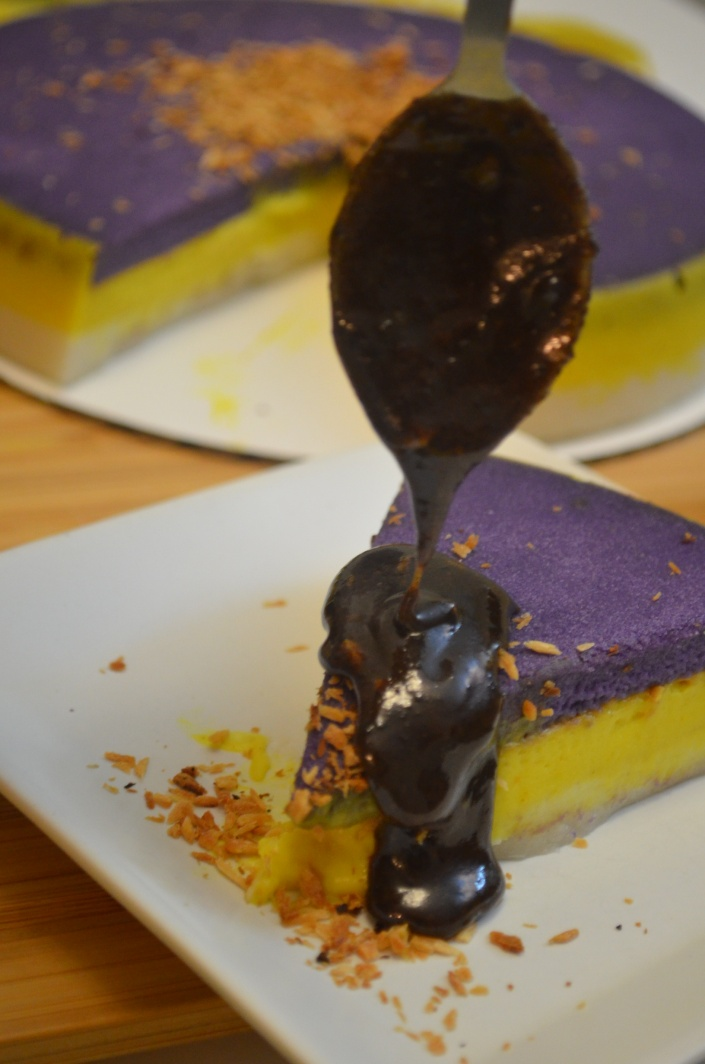 Filipino Sapin Sapin Recipe