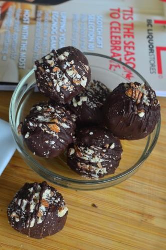 Almond Truffles (Small Batch)