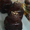 Almond Truffles Chocolate CakeRecipe