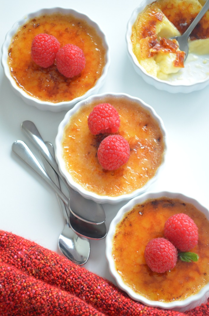 Vanilla Creme Brulee (Small Batch) Recipe