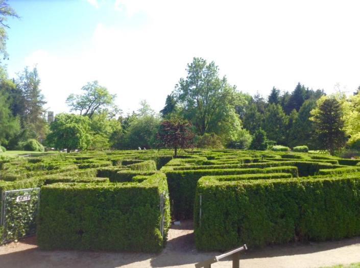 Vandusen Botanical Garden, Vancouver BC
