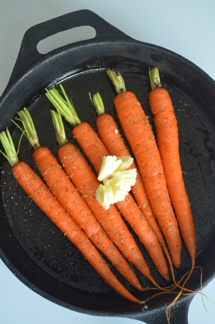 Roasted Baby Carrots Recipe