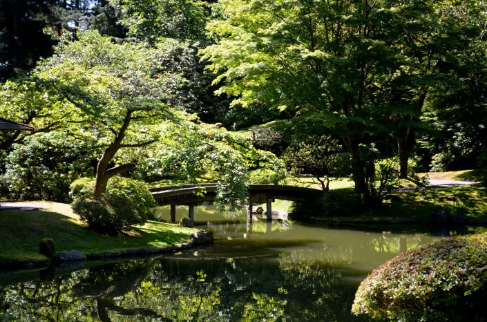 Nitobe Memorial Garden, vancouver BC
