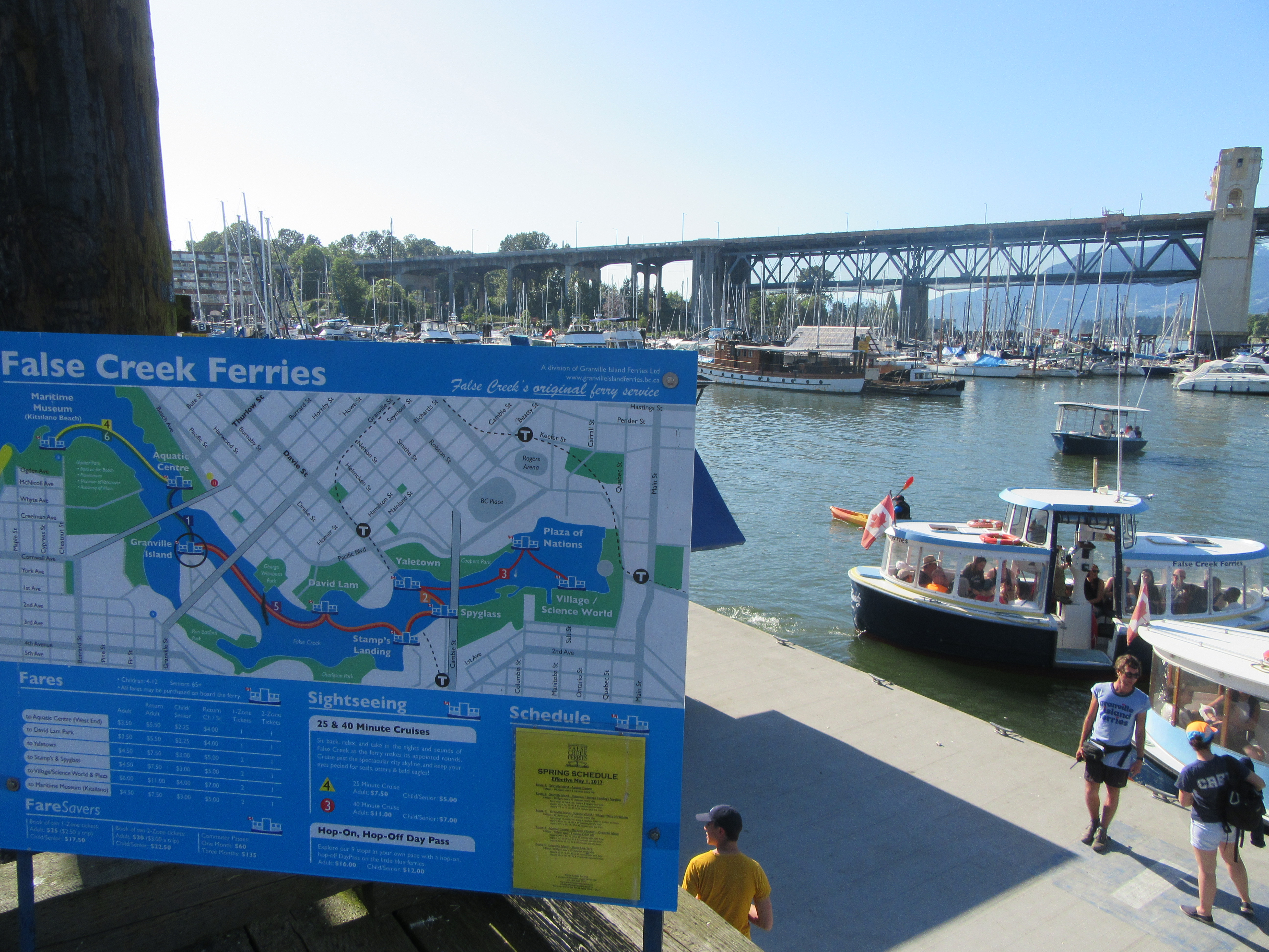 Things to do in Granville Island, Vancouver BC