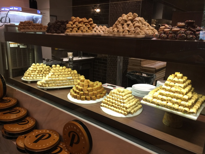 Paramount Fine Foods Desserts