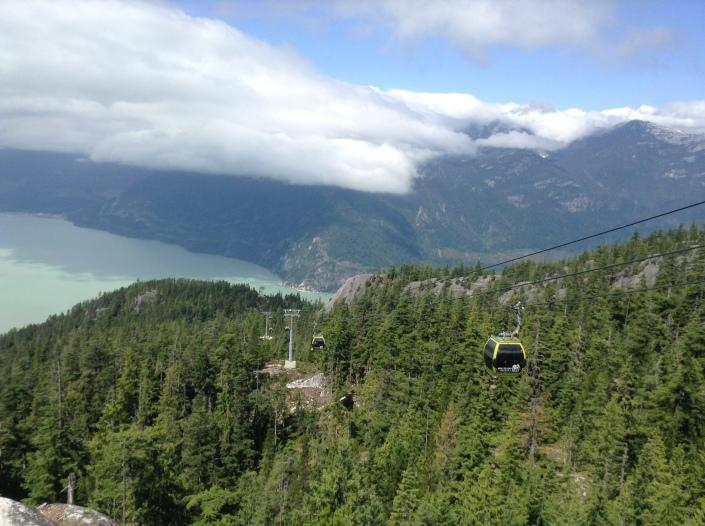 ISea to Sky, Squamish BC Canada