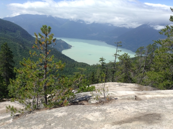 Sea to Sky, Squamish BC Canada