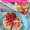 Strawberry Shortbread Cheese Tart 2
