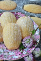 Classic Small Batch Madeleine Coookies