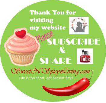 LogoRound_20_SweetNSpicyLiving