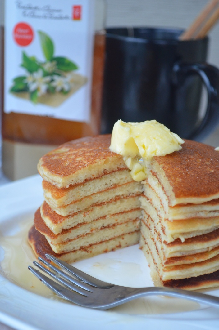 Low Carbs Almond Pancake