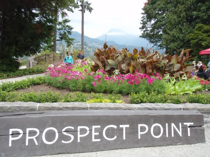 Stanley Park Prospect Point