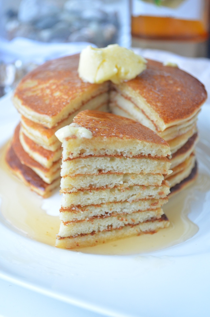 Recipe for Low Carb Pancakes