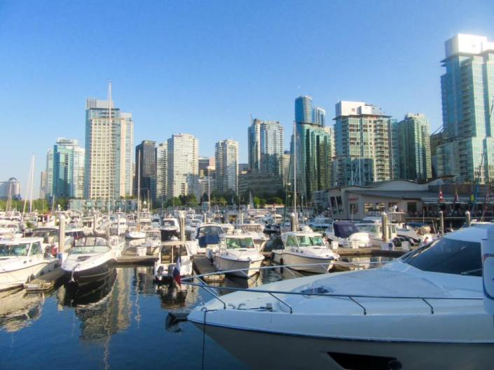 Coal Harbour, Vancouver Waterfront