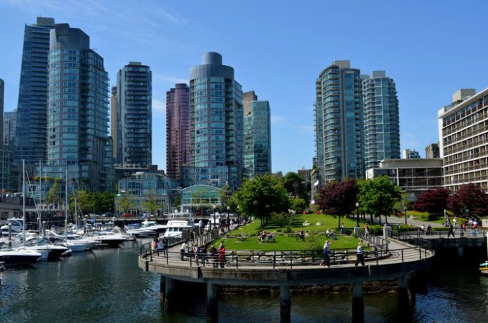 Coal Harbor, Vancouver Waterfront