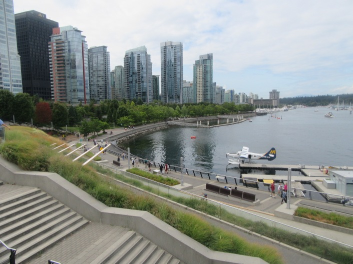 Vancouver Downtown Waterfront
