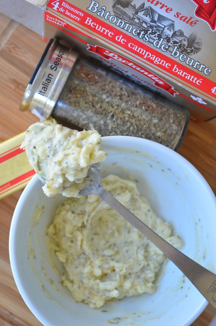 Garlic Butter Spread