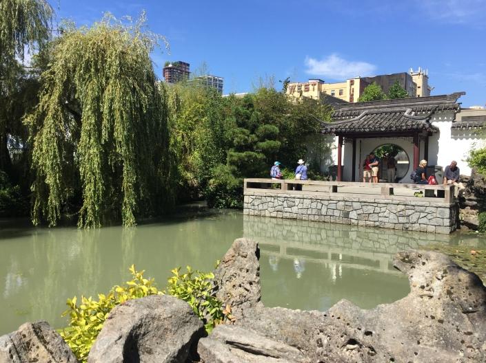 Dr Sun-Yat-Sen Chinese Garden