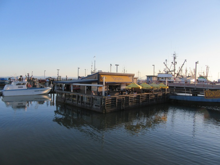Steveston Village, Richmond BC