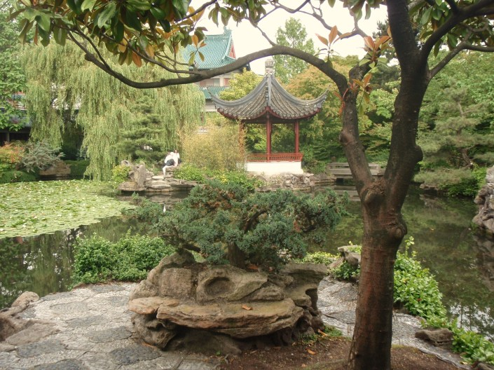 Dr Sun-Yat-Sen Classical Chinese Garden, Vancouver BC