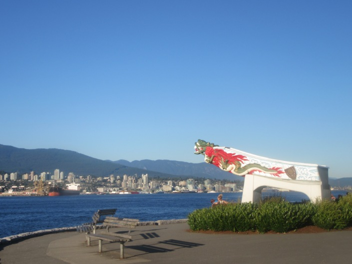 Stanley Park Empress of Japan Figurehead