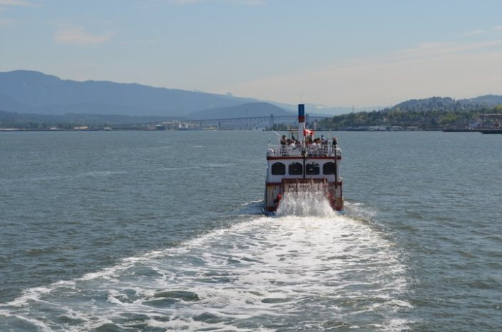 Indian Arm Luncheon Cruise, Vancouver BC