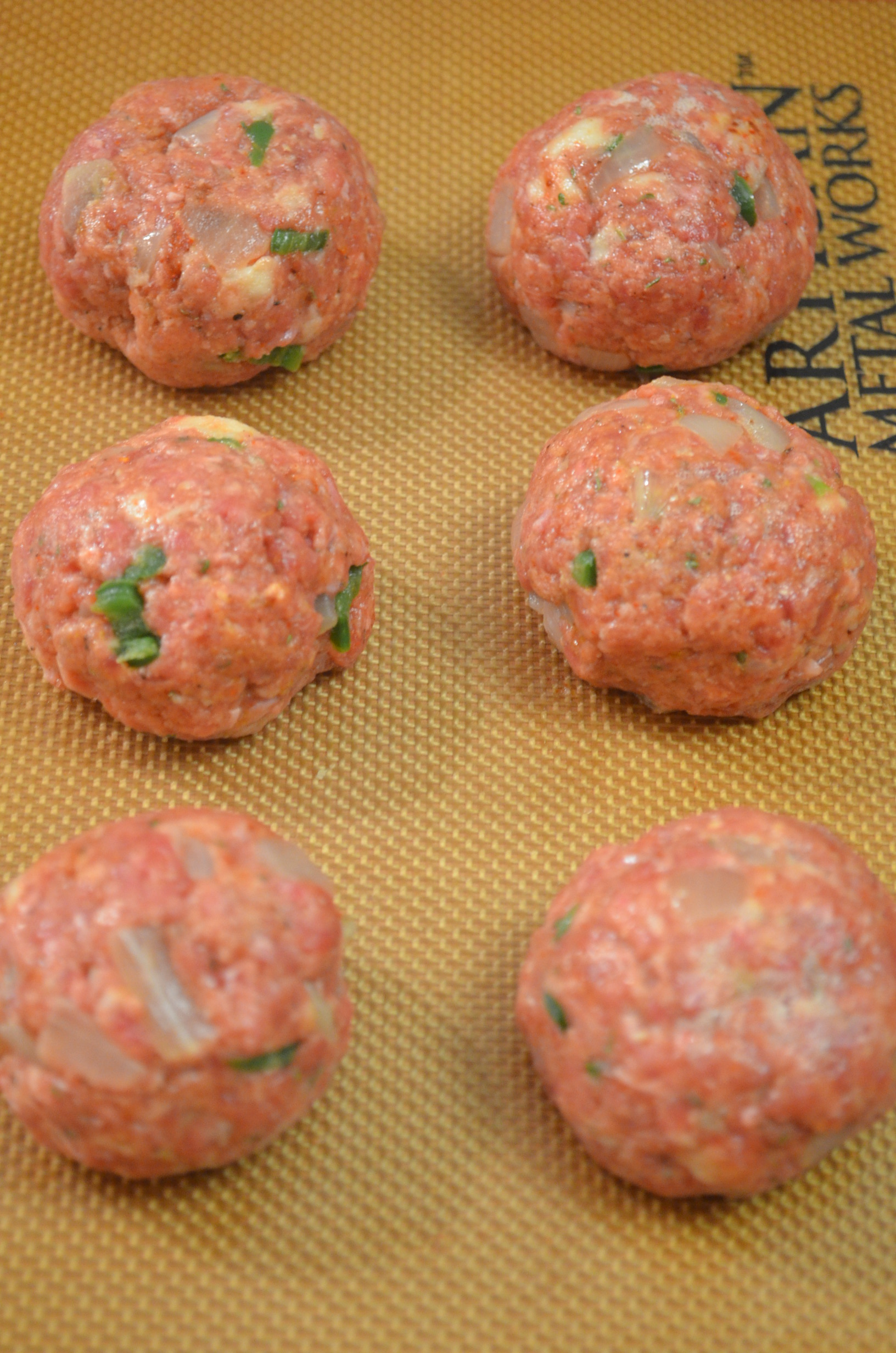 Bake Meatballs