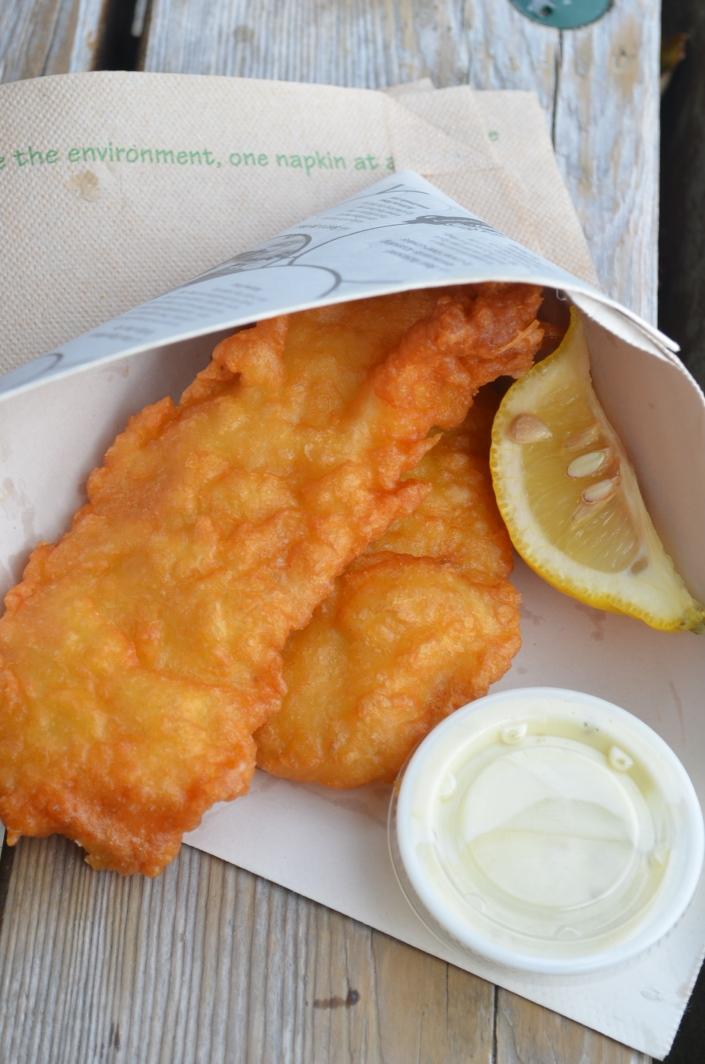 Pajos Fish and Chips, Steveston Village