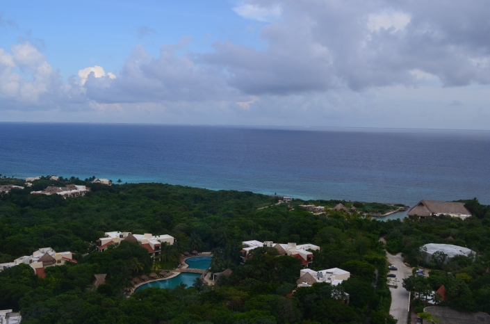Xcaret Revolving Tower
