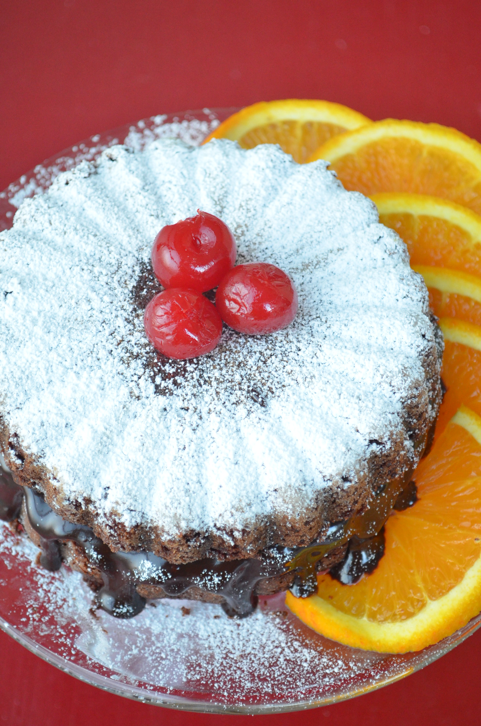 Chocolate Orange Cake Recipe