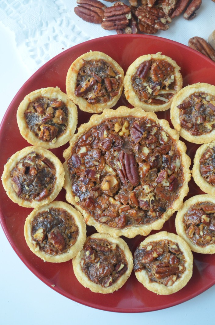 Small Batch Mini Pecan Pie Recipe