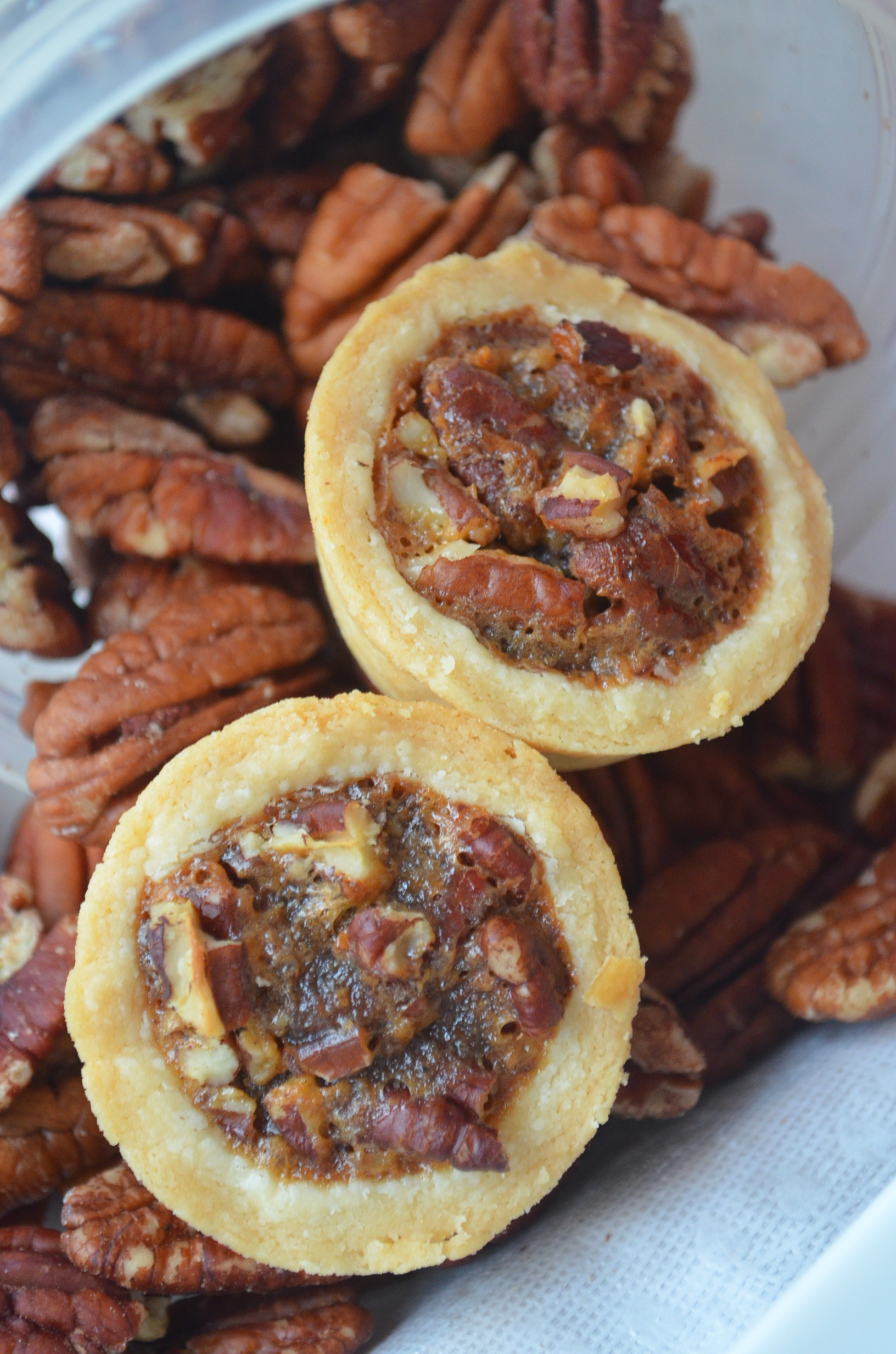 Small Batch Mini Pecan Pie