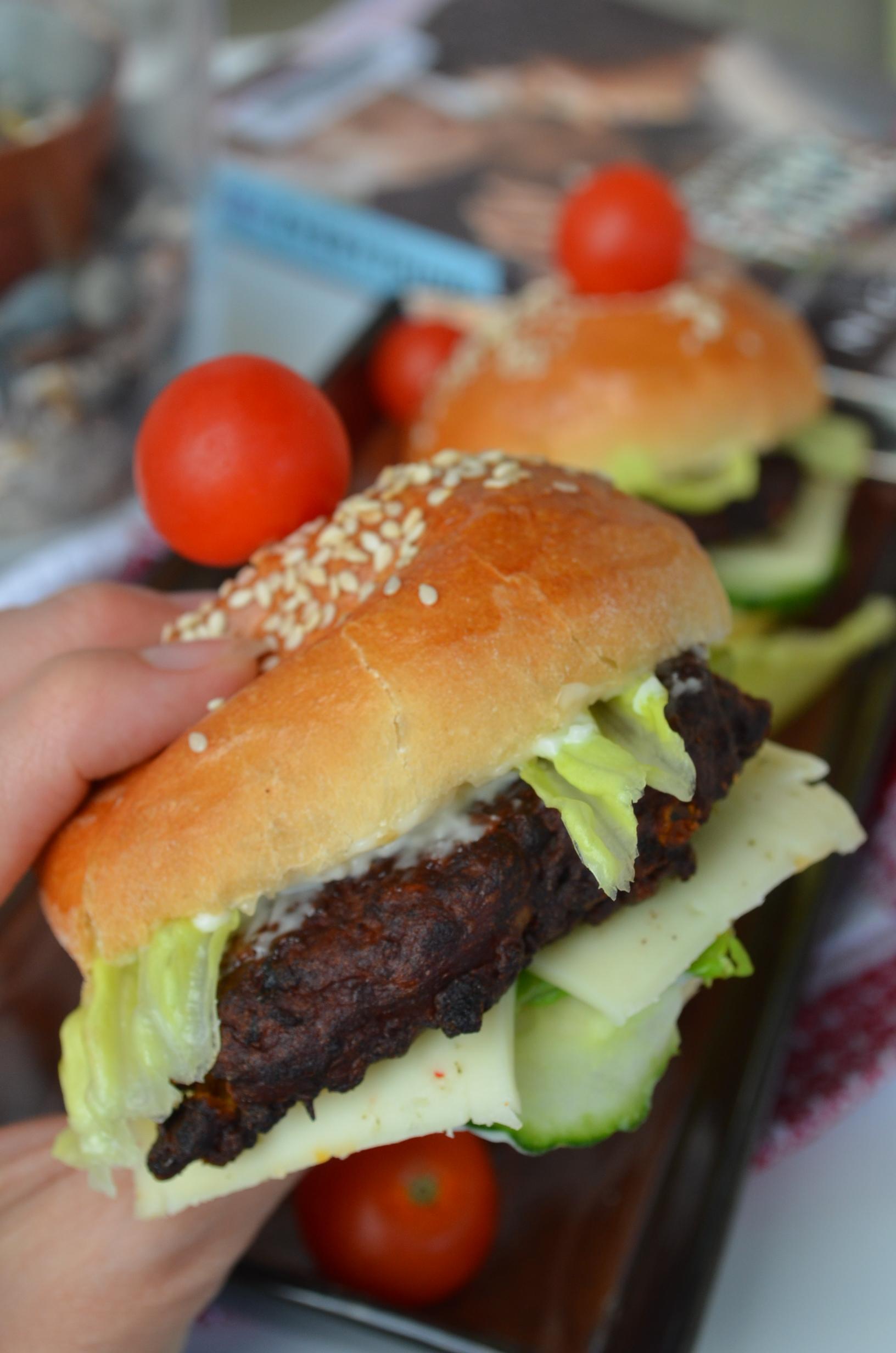 Burger Slider Buns Recipe