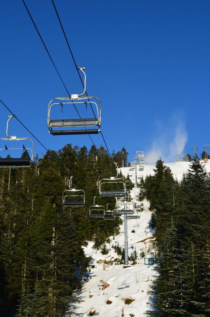 Grouse Mountain, Vancouver BC