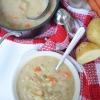 Small Batch Creamy PotatoSoup