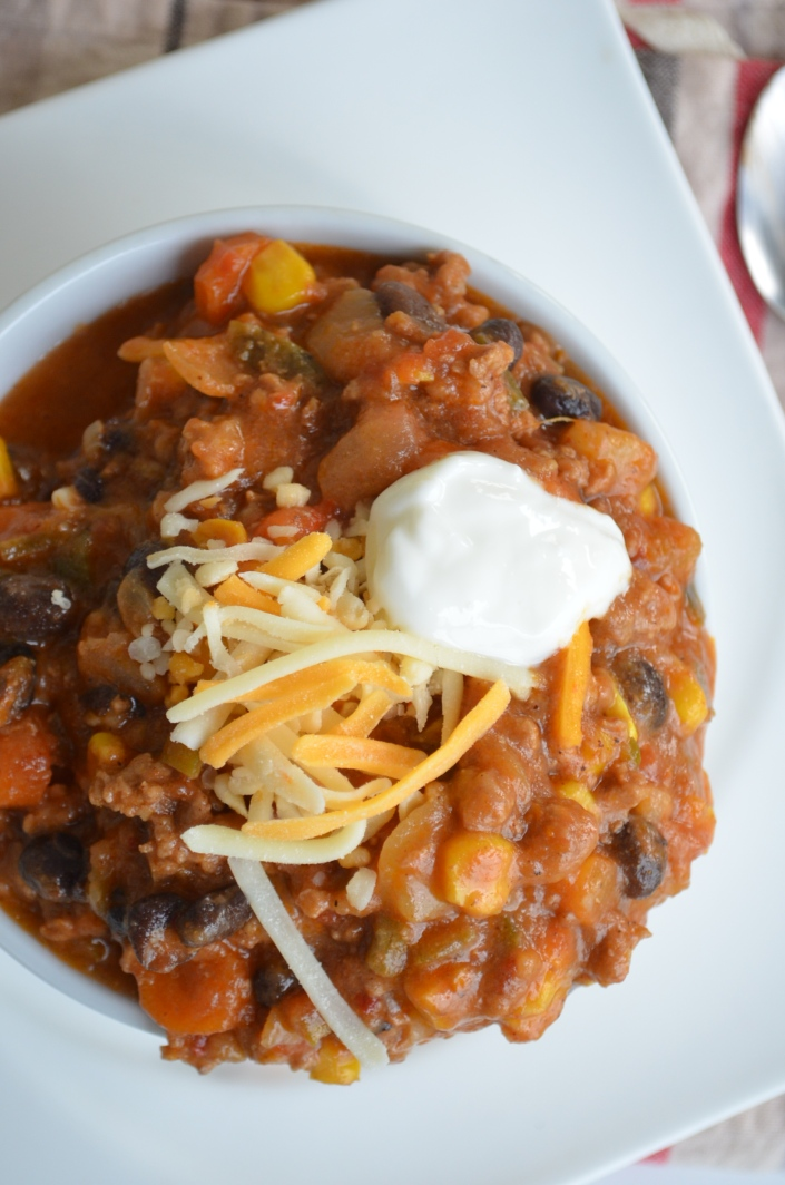 Small Batch Chili con Carne Recipe
