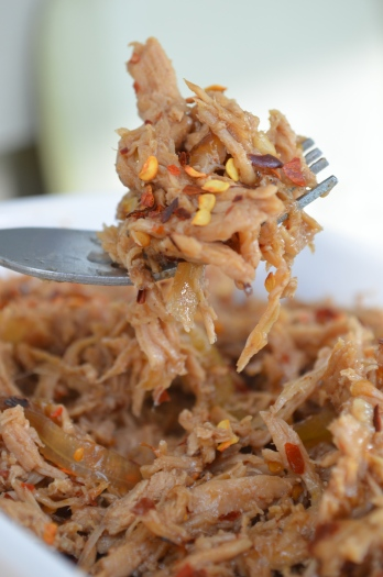 Small Batch BBQ Pulled Chicken