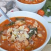 Minestrone Soup withPasta