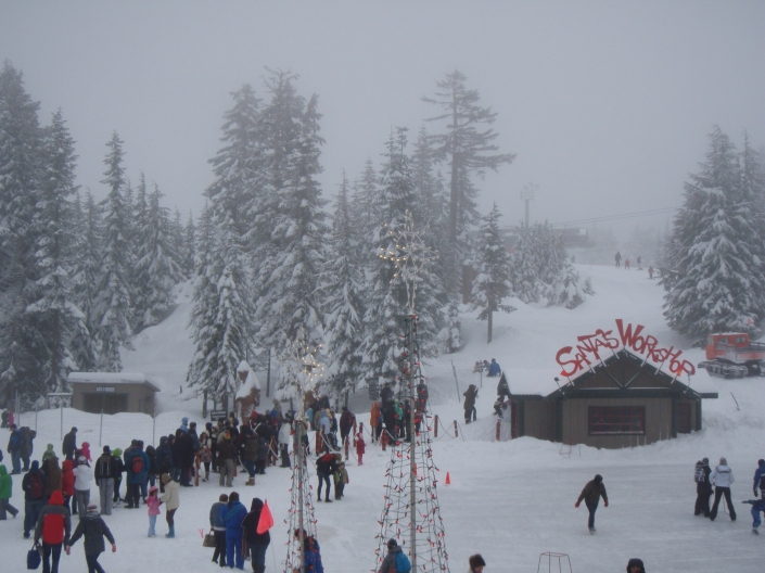 Grouse Mountain, North Vancouver BC