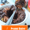 peanut butter mugcake