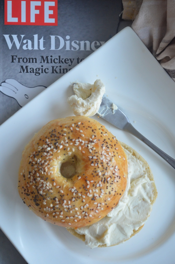 Small Batch Homemade Bagel Recipe